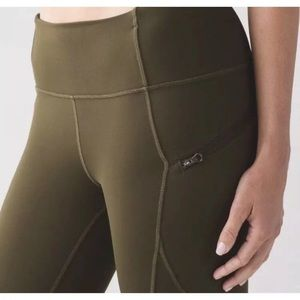 Lululemon Mile High Tech Leggings
